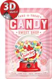 Candy Tin Sign