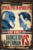 DC Comics- Darkseid Vs Superman Print