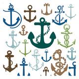 Natural Anchors Posters by Melody Hogan
