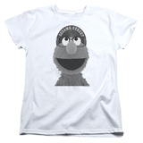 Womans: Sesame Street- Elmo Lee T-shirts