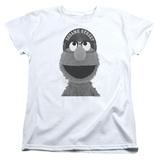 Womens: Sesame Street- Elmo Lee T-shirts