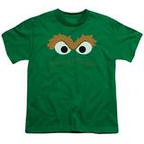 Youth: Sesame Street- Oscars Face T-Shirt