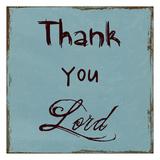 Gracias, Señor Láminas por Sheldon Lewis