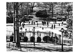 Central Park Skating Affiches par Jeff Pica