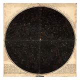 Circular Celestial Posters by Tina Carlson