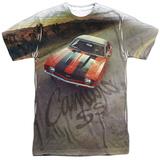 Chevy- Camaro SS T-shirts