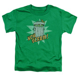 Toddler: Sesame Street- Now Scram T-shirts