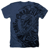 Youth: Sons Of Anarchy- Armed Reaper Shirts