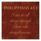Philippians Spice Prints by Jace Grey