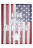 God Bless America Poster by Kimberly Allen