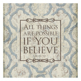 All Things Posters by Jace Grey