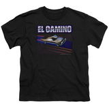 Youth: Chevy- El Camino Dash Shirts