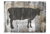 Fresh Local Beef Posters by Sheldon Lewis