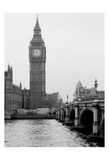 London Big Ben Prints by Jeff Pica