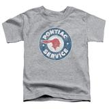 Toddler: Pontiac- Vintage Pontiac Service T-shirts