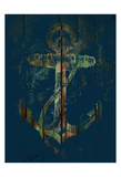Anchors Away 2 Prints by Sheldon Lewis
