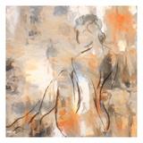 Amber Beauty II Prints by Taylor Greene