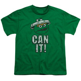 Youth: Sesame Street- Oscar Can It! T-Shirt