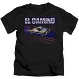 Juvenile: Chevy- El Camino Dash T-shirts
