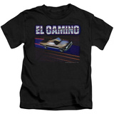 Youth: Chevy- El Camino Dash T-shirts