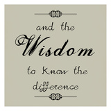The Wisdom Print by Sheldon Lewis