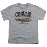 Youth: Chevy- Corvair '65 Beauty Shirts
