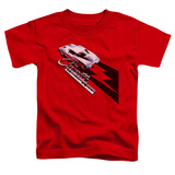 Toddler: Chevy- Corvette Sting Ray T-Shirt