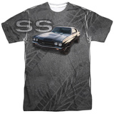 Chevy- Muscle Chevelle SS Sublimated