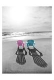 Adirondak Pastels Prints by Suzanne Foschino