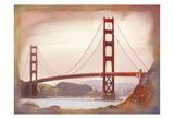 SF Golden Gate Bridge Prints by Jeffery Cadwallader