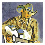 Tennesse Blues Prints by Taylor Greene