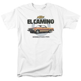 Chevy- El Camino Incredible Truck Shirts