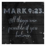 Believe Prints by Jace Grey