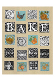 Bake Tiles Prints by Lorraine Rossi