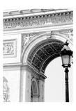 Paris Arc de Triomphe Posters by Jeff Pica