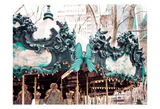 Majestic Carousel Prints by Tracey Telik