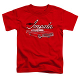 Toddler: Chevy- Classic Impala Shirt