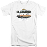 Chevy- El Camino Incredible Truck (Tall) T-Shirt