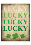 LUCKY LUCKY Prints by Kimberly Allen
