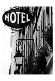 Paris Hotel Prints by Jeff Pica