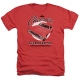 Chevy- Retro Camaro Shirts