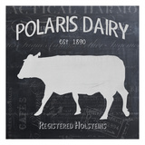 Chalkboard Cow Posters by Diane Stimson
