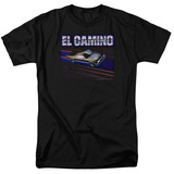 Chevy- El Camino Dash T-shirts