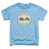 Toddler: Chevy- Classic Corvette Logo Shirts