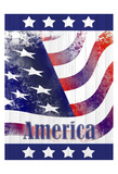 America Prints by Kimberly Allen