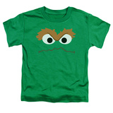 Toddler: Sesame Street- Oscars Face Shirts