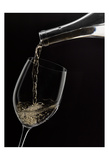 Wine Pour 2 Posters by Barry Seidman