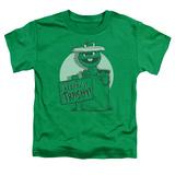 Toddler: Sesame Street- Oscar Keepin It Trashy T-shirts