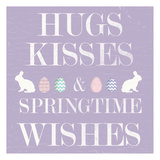 Easter Wishes Prints by  Ophelia & Co.