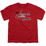 Youth: Chevy- Classic Impala T-shirts